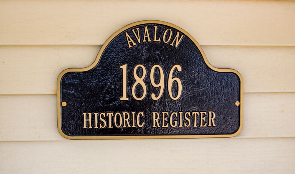 An Avalon Home with a Little History