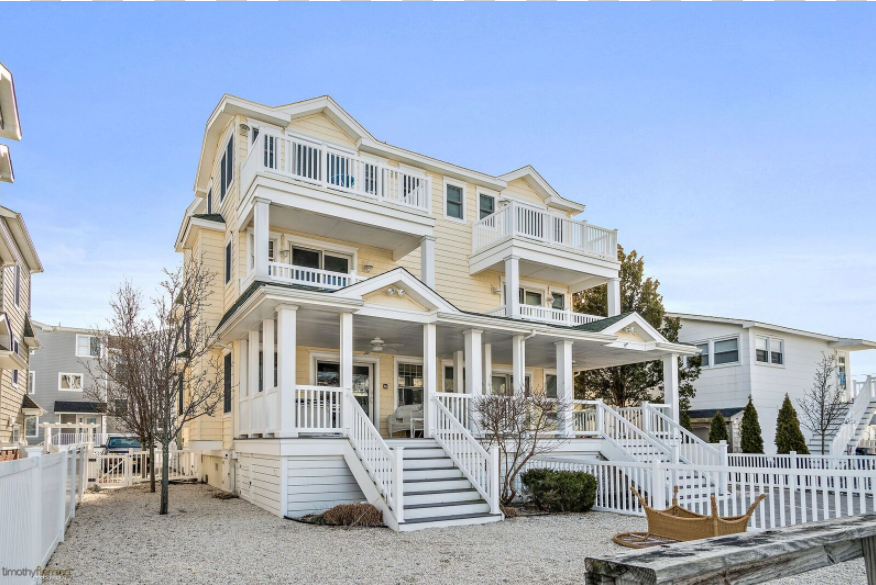 The Beautiful Bayfront Home You Have To See Avalon Stone Harbor Rentals